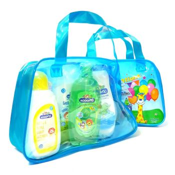 Kodomo Essential Bag Baby Gift Set Lion (1510453)