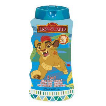 Lorenay Lion Guard 2in1 Bath&Shampoo 475ML (1251158)