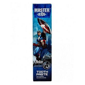 Master Kids Batman Toothpaste 50gms (1980091)
