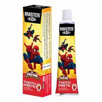 Master Kids Spiderman Toothpaste 50gms (1980093)