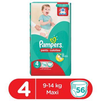 Pampers Pants Mega Pack Size 4 56Pcs