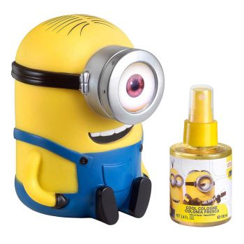 Air Val Minions Cool Cologne In Money Box 100ML (1321019)