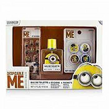 Air Val Minions Perfume 50ML+3D Stickers (1420268)