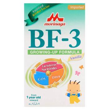 Morinaga BF-3 Growing-up 300gms Formula Powder Milk Box