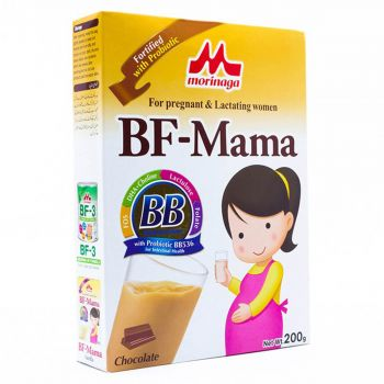 Morinaga BF-Mama Nutritional Supplement (Chocolate) 200gms