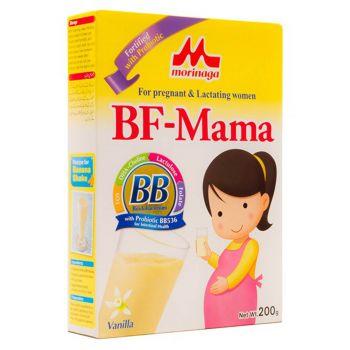 Morinaga BF-Mama Nutritional Supplement (Vanilla) 200gms