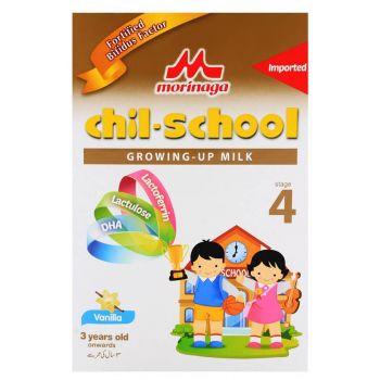 Morinaga Chil-School Vanilla Growing-up Formula 600gms