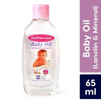 MotherCare Baby Oil 65ML