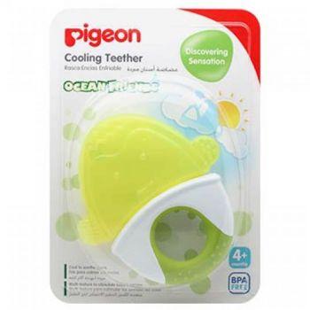 Pigeon Cooling Teether (Green Penguin) (N650)