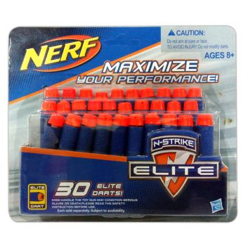 Nerf N-Strike Elite 30 Soft Bullet Darts Refill Pack (PX-10539)