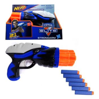 Nerf N-Strike Elite Strongarm 6-Dart Slam Fire (PX-10536)