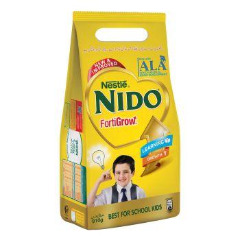 Nestle NIDO Fortigrow 910gms Milk Powder