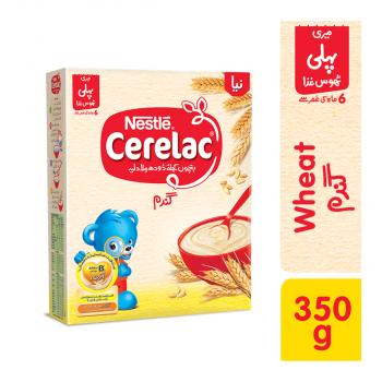 Nestle CERELAC (WHEAT) 350gms