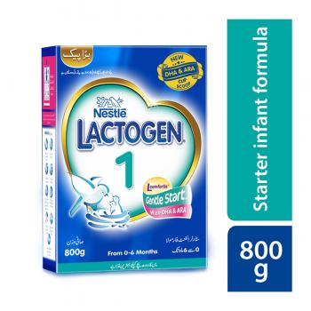 Nestle LACTOGEN 1 - 800gms BIB Starter Infant Formula