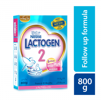 Nestle LACTOGEN 2 - 800gms BIB Follow-up Formula