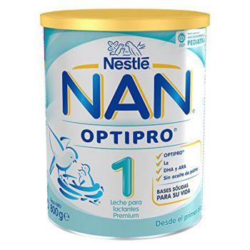 Nestle NANGROW NAN 1 800gms Infant Formula Tin Pack