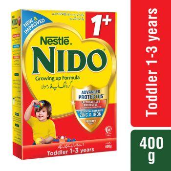 Nestle NIDO 1+ 400gms Growing Up Formula