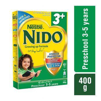 Nestle NIDO 3+ 400gms Growing Up Formula