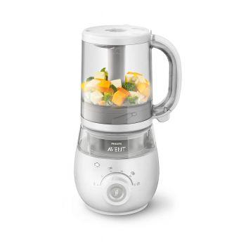 Philips Avent Baby Food Maker 4in1 SCF875/02