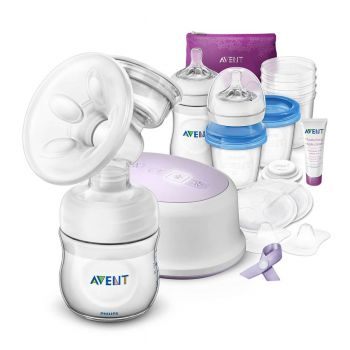 Philips Avent Breast Care Natural II Starter Set SCD292/01