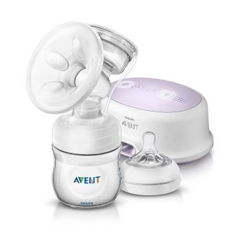 Philips Avent Natural Single Electric B/P Ultra comfort SCF332/31