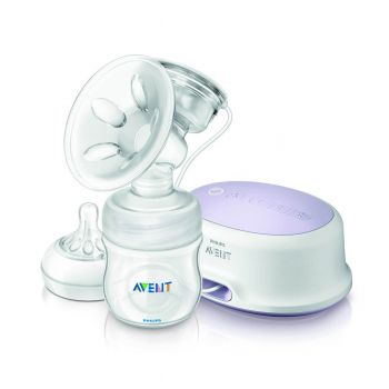 Philips Avent Natural Single Electric Breast Pump SCF332/01