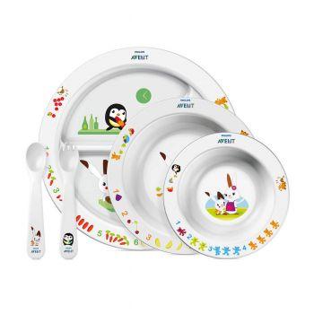 Philips Avent Toddler Mealtime Set 6m+ SCF716/00