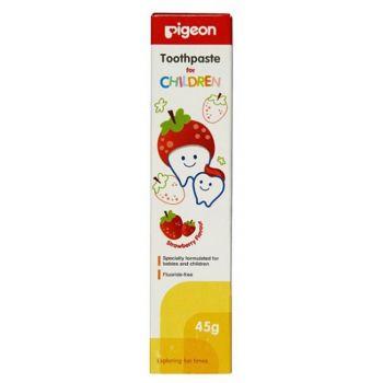 Pigeon Children Toothpaste Strawberry (H855)