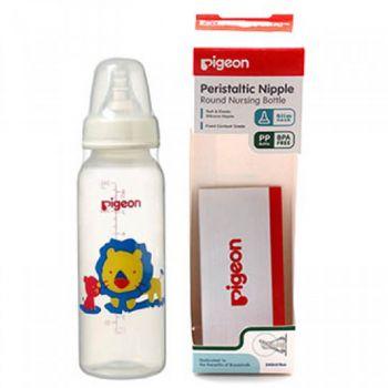 Pigeon SN PP Bottle 240ML Lion (A26383)