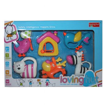 Planet X Baby Rattle Set (PX-9051)