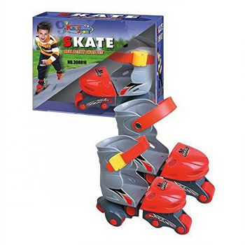 Planet X Boys Action Roller Skates (PX-9419)