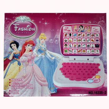 Planet X Disney Princess Educational Laptop (PX-9727)