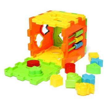 Planet X Educational Discovery Cube (PX-9201)