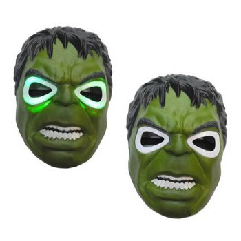 Planet X Incredible Hulk Mask With Light (PX-10203)