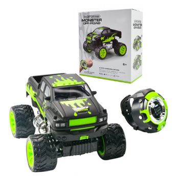 Planet X Monster Off-Road Remote Control Truck With Smart Watch Voice Control (PX-10477)