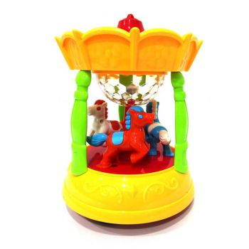 Planet X Musical Merry-Go-Round For Babies (PX-9504)