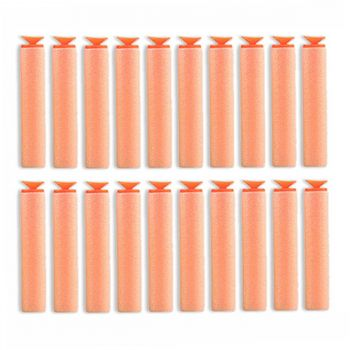 Planet X Nerf Soft Bullet Darts 20Pcs (PX-10049)