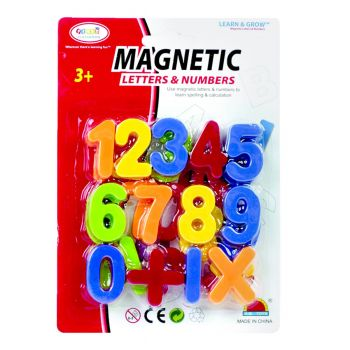 Planet X Number Magnets (PX-9015)