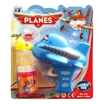 Planet X Planes Bubble Gun (PX-9407)