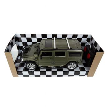 Planet X Remote Control Hummer 4 Channel Green (PX-9628)