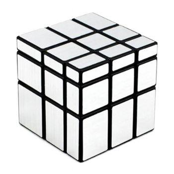 Planet X Rubik'S Cube Silver Magic Genius Cube (PX-9508)