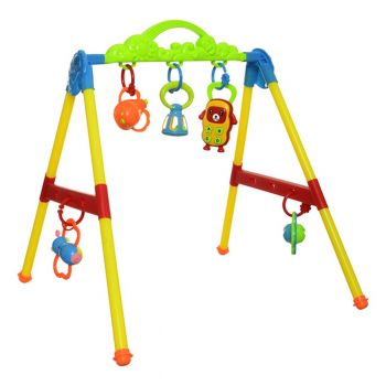 Planet X Safe Plastic Play Gym Light & Sound (PX-10024)