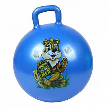 Planet X Skippy Ball For Kids Blue (PX-9737)