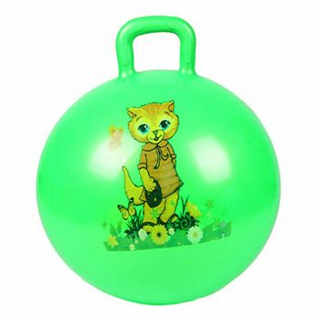 Planet X Skippy Ball For Kids Green (PX-9736)