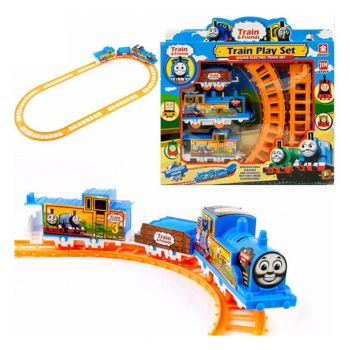 Planet X Thomas Train Track Set Battery Operated (PX-10437)