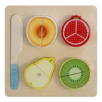 Planet X Wooden Puzzle Fruits Set 2 (PX-9036)