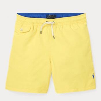 Polo Ralph LaurenBoys Swim Shorts - Yellow
