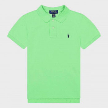 Polo Ralph Lauren Shirt Lightweight - Light Green