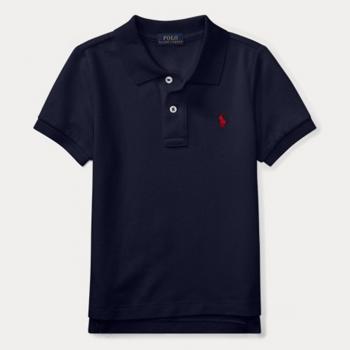 Polo Ralph Lauren Polo Shirt Lightweight - Dark Blue