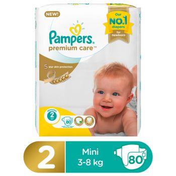 Pampers Premium Care Mega Pack S2